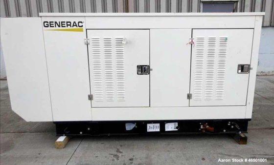 Used- Generac 70 kW standby