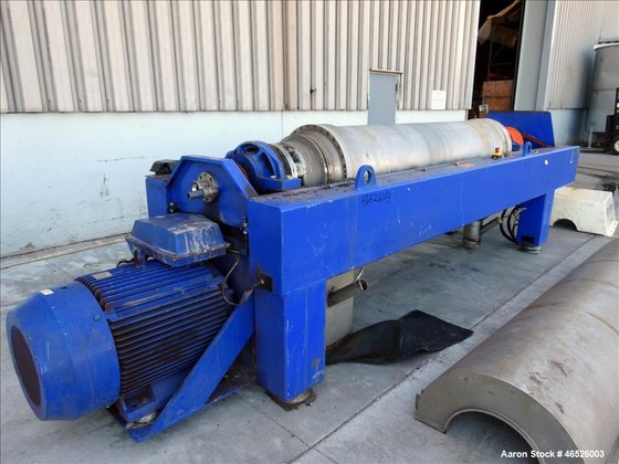 Used- Alfa Laval Delta-690 Solid