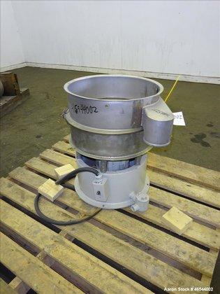Used- Southwest Engineering Screener, Model