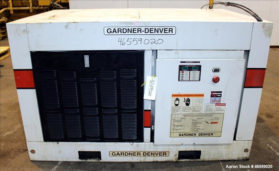 Used- Gardner Denver Electra-Screw Rotary