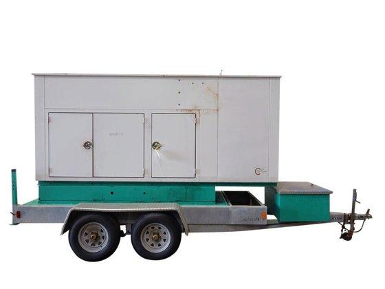 Used- Cummins Onan 125 kW