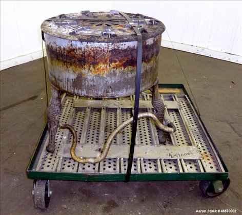 Used- Savage Brothers Fire Cooker,