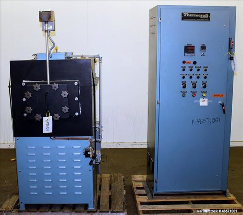 Used- Thermcraft Box Furnace, Model