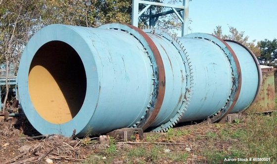 Unused- FEECO Rotary Dryer, 96""