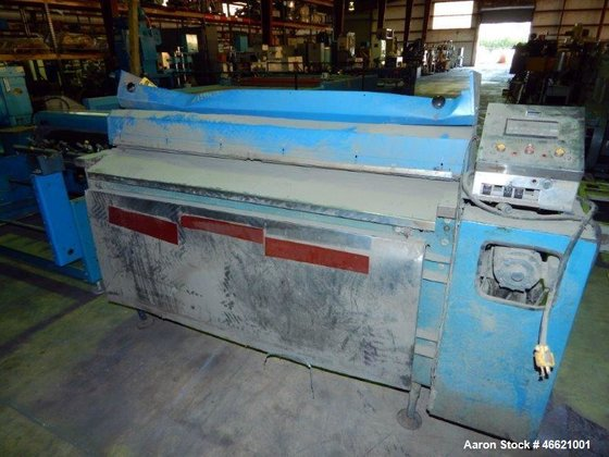 "Used- Rosenthal 60"" Sheeter. (1)"