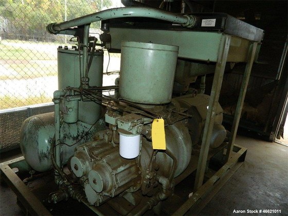 Used- Sullair Oil Filled Air