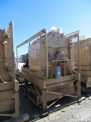 Used- Bliss Eliminator Hammer Mill,