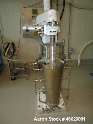 Used- Alfa Laval AS-16VBC Super
