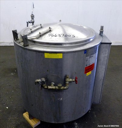 Used- Groen Kettle, Model EE-40,