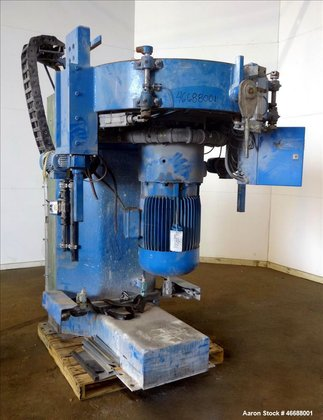 Used- Mixaco Maschinenbau High Intensity