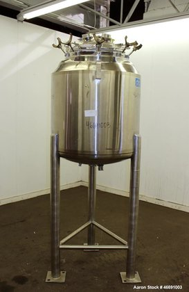Used- DCI Reactor, 300 Liter