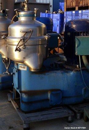 Used- Alfa Laval FEUX-412U-31C Nozzle
