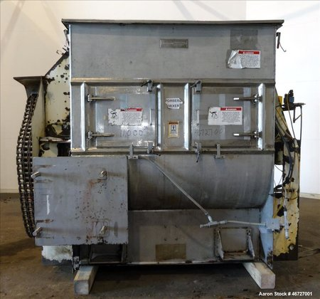 Used- American Process Forberg Twin