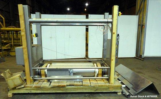 Used- Van Der-Ent Lental Machine,