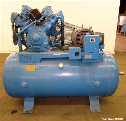 Used- Two Stage Reciprocating Air