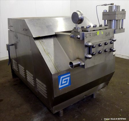 Used- APV Gaulin Homogenizer, Model