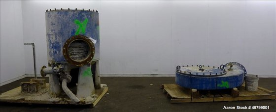 Used- Black Clawson Selectifier Screen,