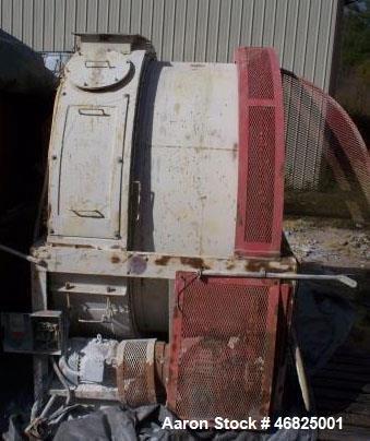Used- Continental Rollo-Mixer, Model 62-50