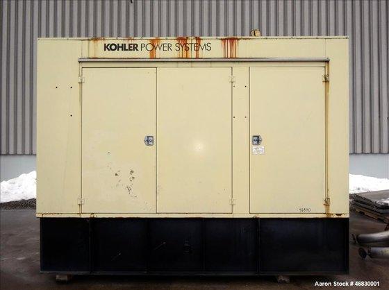 Used- Kohler 510 kW standby