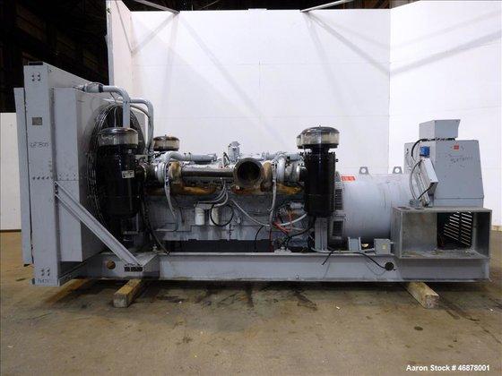 Used- Detroit Diesel Spectrum 1000