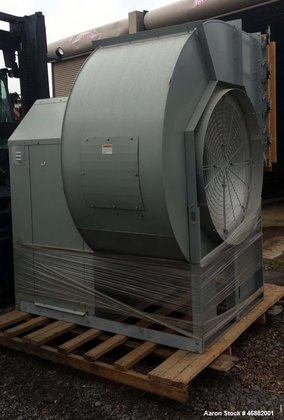 Unused- Greenheck Centrifugal Fan, Model