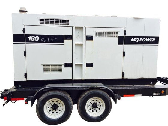 Used- 2008 Multiquip MQ Power