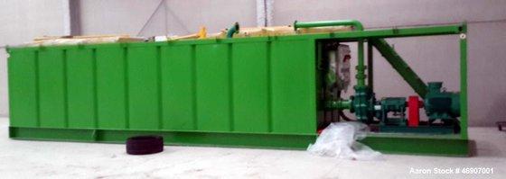 Unused- Filter Press Plant. High