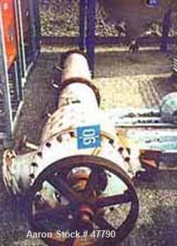 Used- Buss-SMS Evaporator, Type B400.