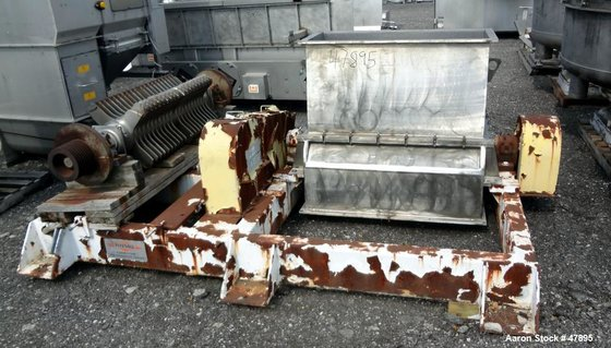 Used- Fitzpatrick Comminuting Machine, Model