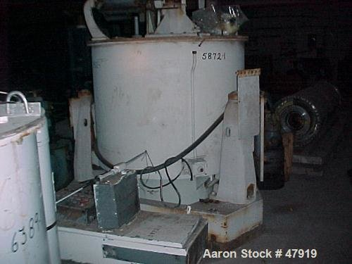 Used- Sharples Model SP6500 Sludge
