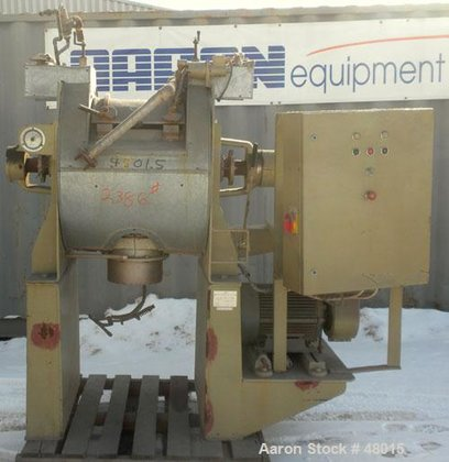 Used- Draiswerke Turbulent Mixer, Model