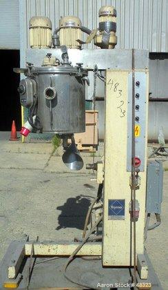 Used- Fryma Triple Motion Vacuum