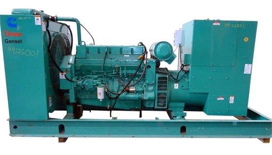 Onan 250 kW Standby Diesel Generator Set, Model 250DFAC