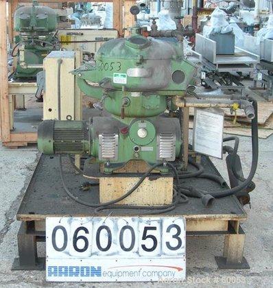 USED: Westfalia Model OTA-14-066 solid