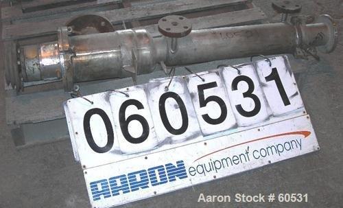Used- Luwa Thin Film Evaporator,