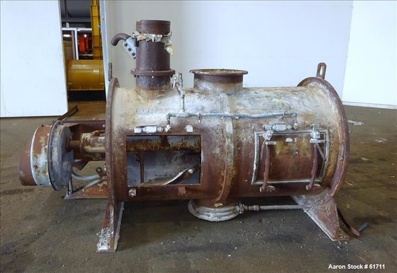 Used- Littleford Plow Mixer, Model