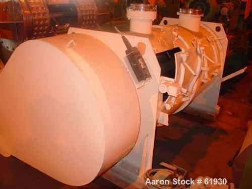 Used- Lodige Plow Mixer, Type