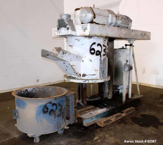 Used- Ross Double Planetary Mixer,
