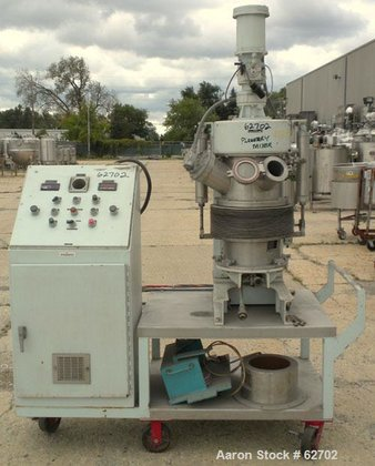 Used- Premier Double Planetary Mixer,