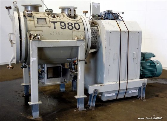 Used- Meilibex Rotary Vacuum Dryer,