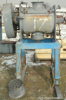Used- Morton Machine Company Plow