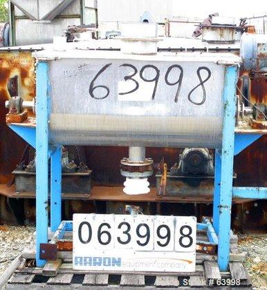 Used- Jaygo Plow Mixer, 10