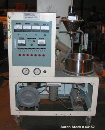 Used- Freund Centrifugal Fluidizing Coating