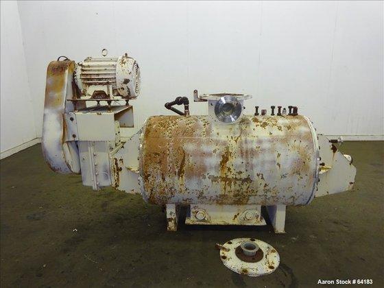 Used- Goslin-Birmingham Rotary Vacuum Dryer,