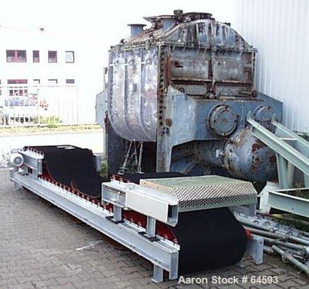 Used- Werner & Pfleiderer Mixer/Extruder,