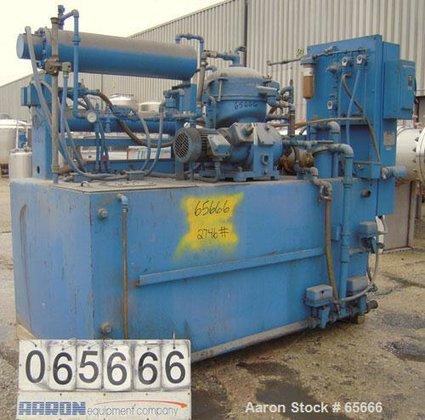 Used- Sanborn Coolant Recovery System,