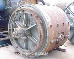 Used- Abbe Ball Mill, Carbon