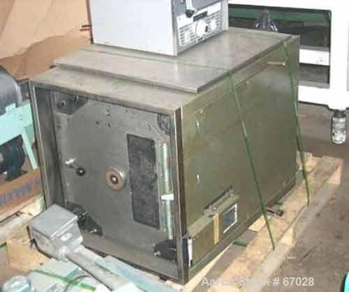 Used- International vial centrifuge, model