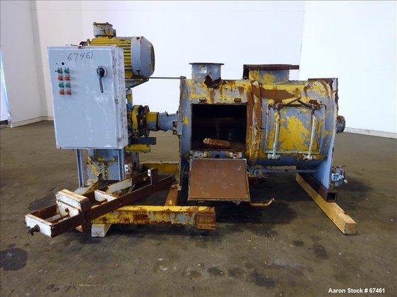 Used- Lodige/Paderborn Plow Mixer, Model