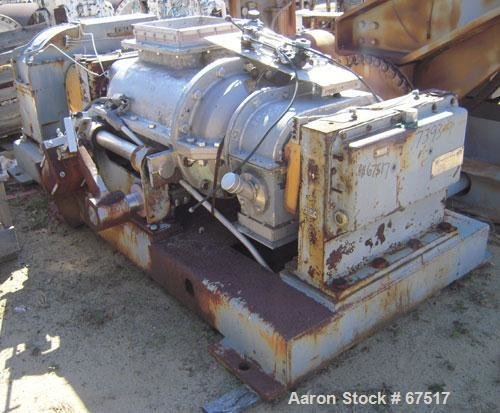 Used- Impco ( Ingersoll-Rand) Frota-Pulper,